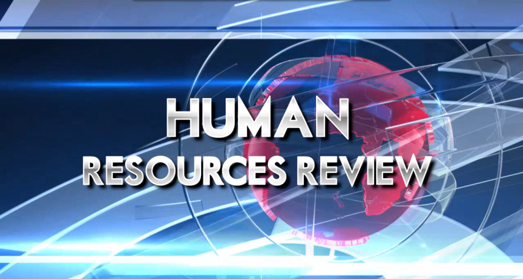 Human Resources Review