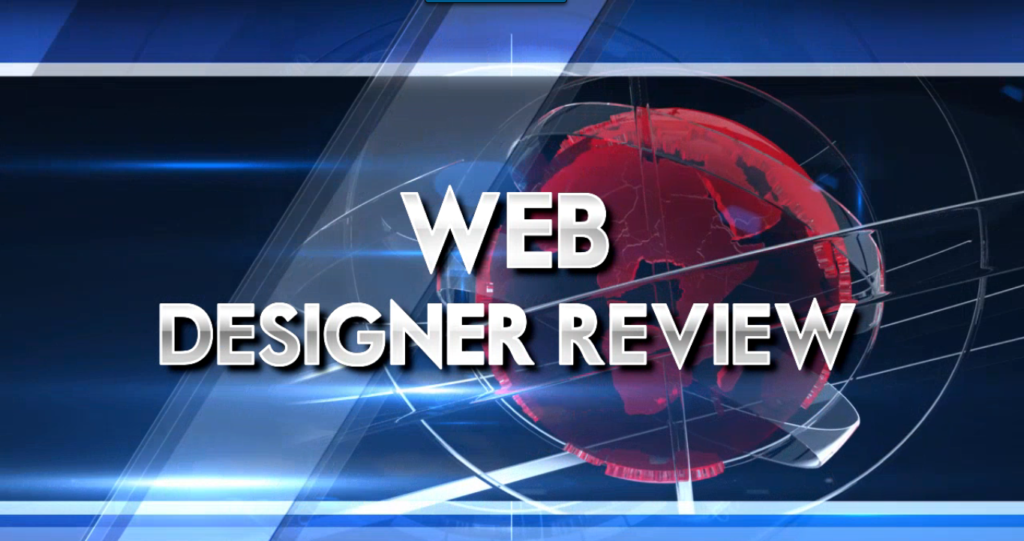 Web Designer Review